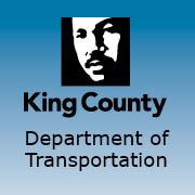 logo for the King County Department of Transportation