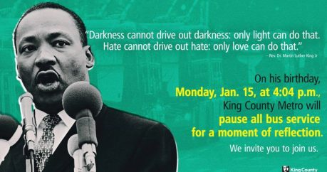 image of Martin Luther King with quote