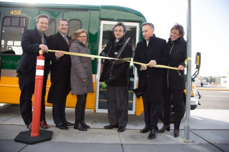 Executive Constantine ribbon-cutting