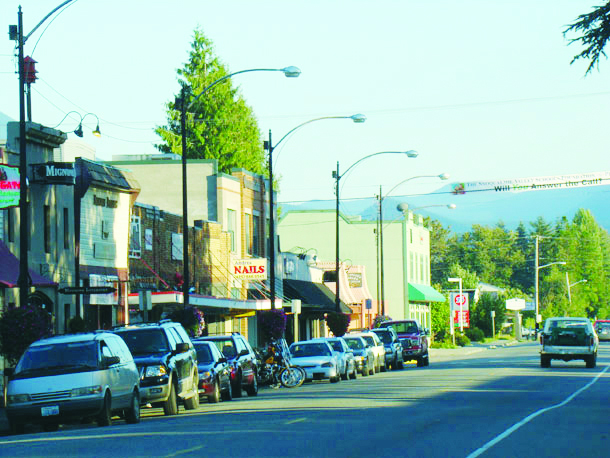 Snoqualmie_Downtown