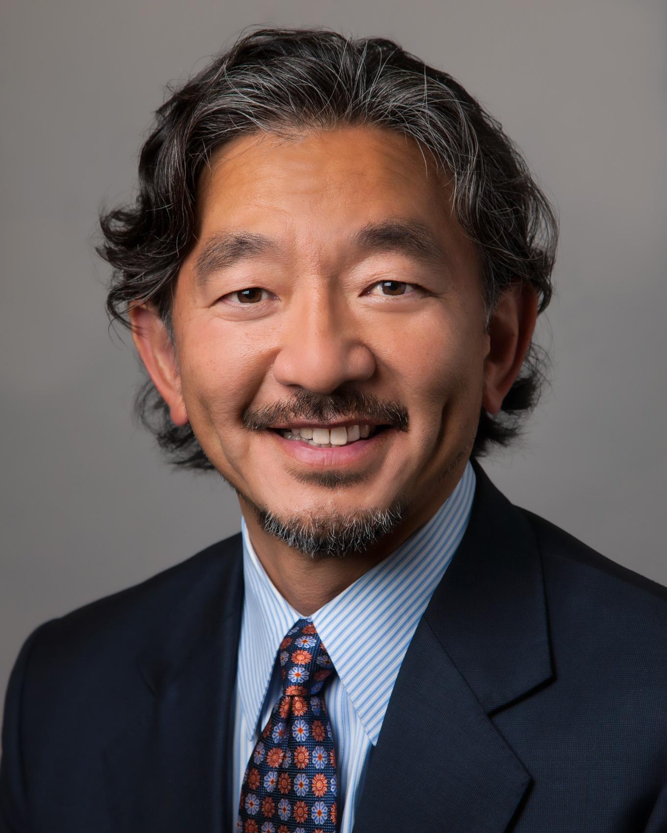 A head shot of Department of Transportation Director Harold Taniguchi.