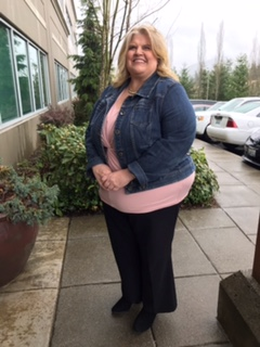 Antinette Ruggerio-Johnson, HR Manager I for the King County Local Services Permitting Division.