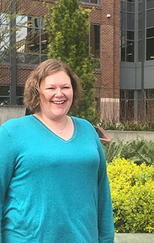 Brittany Hagen Crosser, HR Manager I for the King County Local Services Road Services Division